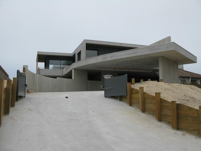 Adour etudes les r alisations for Architecte hossegor